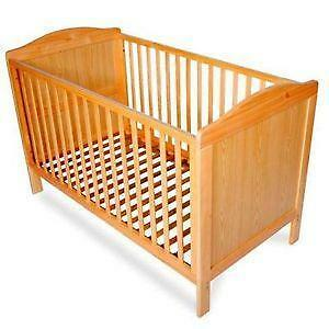 baby bed toddler cot beds ebay. Black Bedroom Furniture Sets. Home Design Ideas