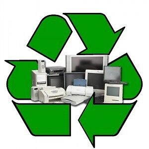 Recycling of computers and electronics
