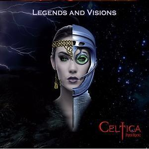 Legends and Visions von Celtica-Pipes Rock! (2014)