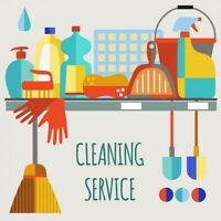 1-2 awesome ladies avail. for cleaning! Affordable, reliable!