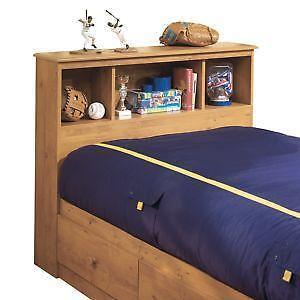 bookcase storage beds - Bookshelf Bed Frame