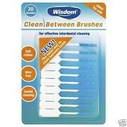 Wisdom Clean Between Brushes