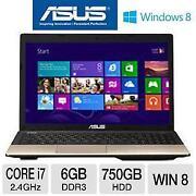 Laptop Core i7 NVIDIA