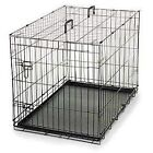 Large black dog crate/cage