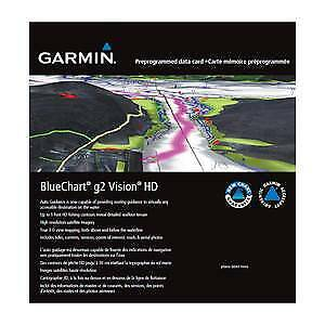 NEW Garmin BlueChart g2 Vision microSD / GPS Map / East Coast Aus South Nowra Nowra-Bomaderry Preview