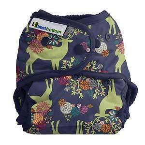 Best Bottom cloth diaper pack - 18 changes! London Ontario image 8
