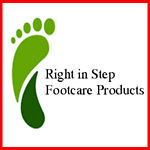 Right in Step Footcare Products