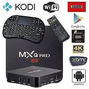 NEW ANDROID 5.1 TV BOX KODI 16.1 LOADED ANDROID BOXES