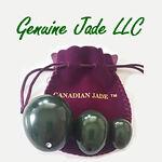 Yoni Jade Eggs of Genuine Nephrite