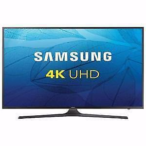SAMSUNG 55INCH 4K UHD HDR SMART LED TV (UN55MU7100) BRAND NEW FACTORY SEALED ---- NO TAX