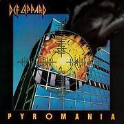 Def Leppard Pyromania LP