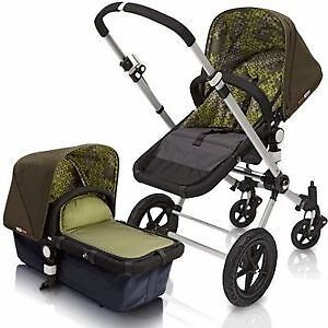 Bugaboo Cameleon Paul Frank Skurvy Hood / Canopy, Liner & Apron Kedron Brisbane North East Preview