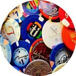 Casino Chips Collectables