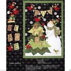 Christmas Fabric Panels