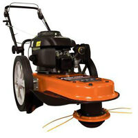 Push weed grass string trimmer