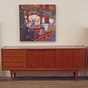 Save the Tax on Mid Century Danish Teak, Walnut and Rosewood Sideboards