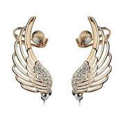 Ear Pin Earrings 14k