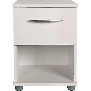 Ikea White Bedside Tables