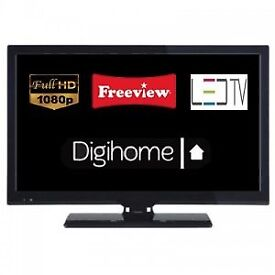 Tv built in freeview got remote