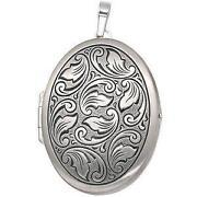 Amulett Silber