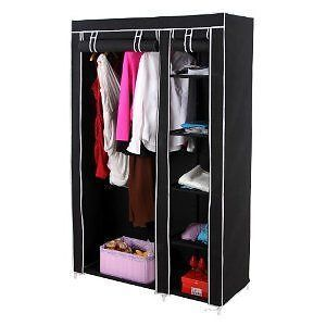 SUPER  Folding Wardrobe Cupboard Almirah IV CFF available at Ebay for Rs.1550