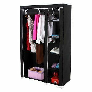 SUPER  Folding Wardrobe Cupboard Almirah IV CFF available at Ebay for Rs.1375