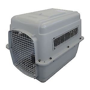 Looking for a large airline dog crate