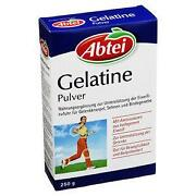 Gelatine Pulver