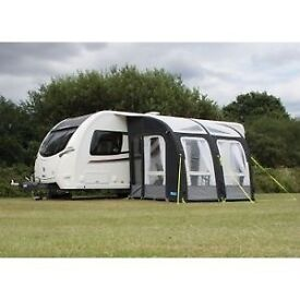 Rally air pro inflatable awning