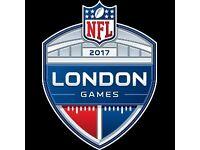 Extra NFL Wembley Ticket