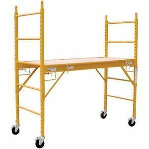 BLOWOUT SALE BAKER SCAFFOLDING - ONLY $209.99 (SHIP FOR  ONLY $75)