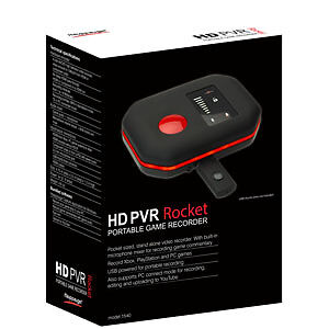 Hauppauge HD PVR Rocket Game Recorder