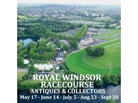 THE WINDSOR ANTIQUE & COLLECTABLES FAIRS 2017
