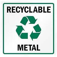 Buck's Scrap Metal 24 hr Removal  Fast and Free!!! -Book Now!!!