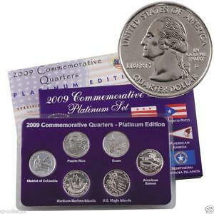 Uncirculated State Quarters EBay - First state quarters of the us collectors map