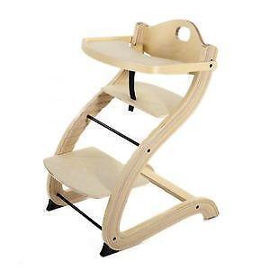 wooden high chairs baby feeding chairs ebay