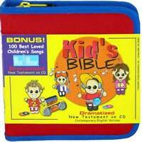 Kid's Bible, Dramatized CEV New Testament - Audio Bible on CD
