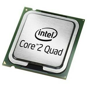 ►► Intel Socket 775 Core2Quad Desktop Processors