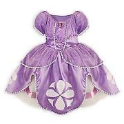 Disney Princess Dress Size 5
