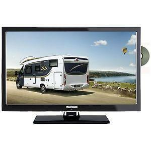 fernseher 12 volt dvb s ebay. Black Bedroom Furniture Sets. Home Design Ideas