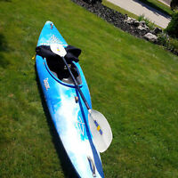 Dagger Vortex 10 crossover whitewater kayak