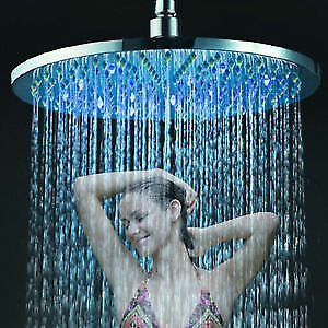 LED SHOWERHEAD HAND SHOWER RAIN SHOWER SHOWER HOSE