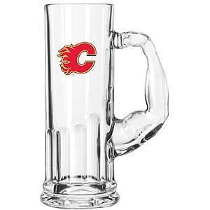 NEW: NHL Muscle Mugs or Beer Steins (Many Teams available)