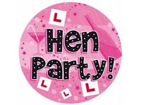 Ready made Hen party bags