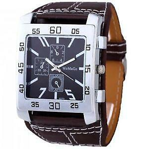 couple is chenxi watch leather square watches p stainless steel