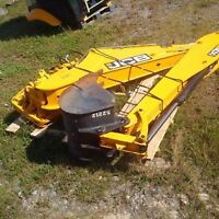 Hoe and Boom from a 2014 JCB 2CX