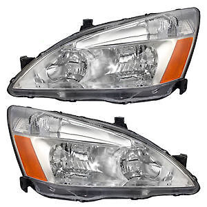 * NEW HONDA ACCORD 03-07 OEM AFTERMARKET HEADLIGHT - EACH