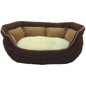 luxury dog bed ebay. Black Bedroom Furniture Sets. Home Design Ideas