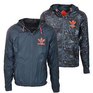 purchase cheap 87ff7 ce122 adidas Originals Reversible Jacket