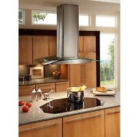 """Frigidaire 36"""" Glass Island Hood (Brand New! 33% OFF MSRP) Bedford Halifax Preview"""